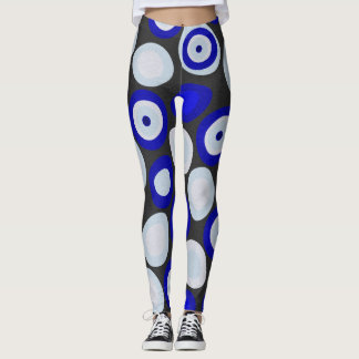 Nazar Evil Eye leggings