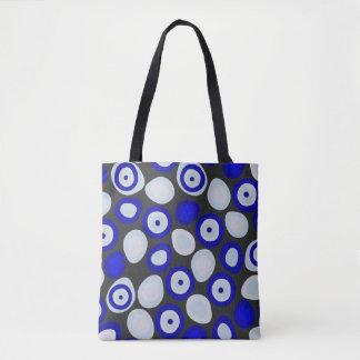 Nazar Evil Eye Tote Bag