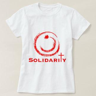Nazarene Solidarity Red T-Shirt