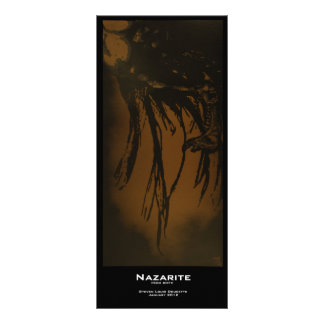 """Nazarite"" Value Bookmarks Rack Card"