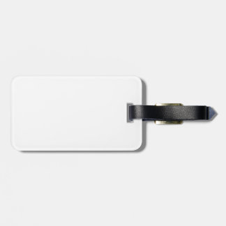 Nazca from above luggage tag