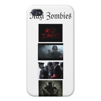 Nazi Zombies iPhone 4 Covers