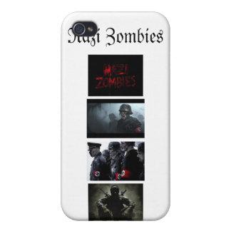 Nazi Zombies iPhone 4/4S Cases