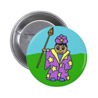 Nazim the Wizard badge (Butterbell Island)
