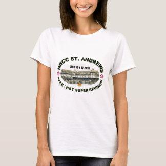 NBCC ST. ANDREWS AF&B / H&T SUPER REUNION SPAG. T-Shirt