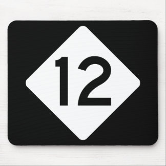 NC 12 MOUSE PAD