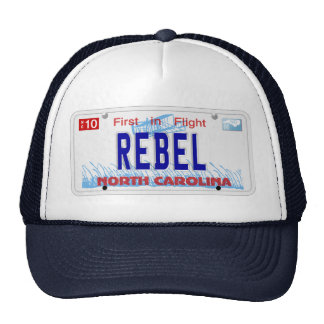 NC Rebel hat