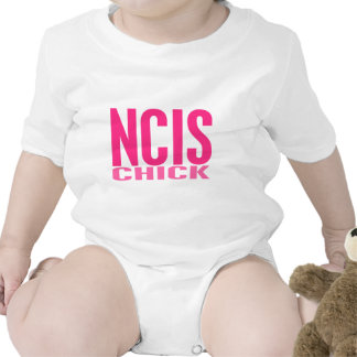 NCIS 3 BABY BODYSUIT