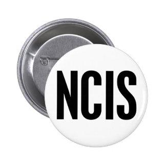NCIS 6 CM ROUND BADGE