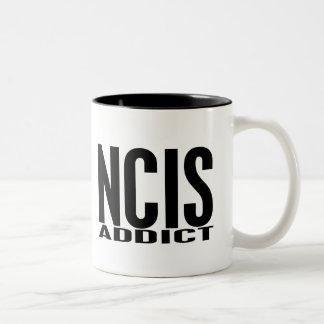 NCIS Addict Coffee Mugs