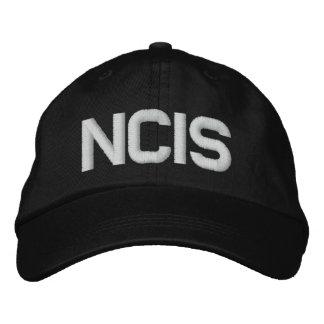NCIS Adjustable Hat Embroidered Baseball Cap