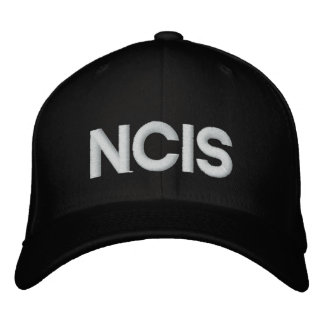 NCIS CAP EMBROIDERED HATS