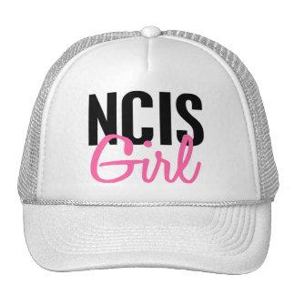 NCIS Girl 4 Hats