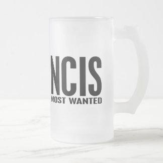 NCIS Most Wanted Mug