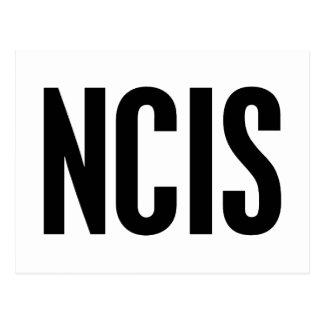 NCIS POSTCARD