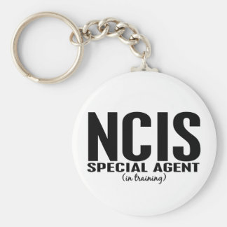 NCIS Special Agent In Training 1 Key Ring