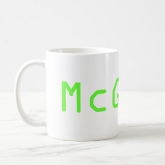 NCIS TV Show Mug McGeek