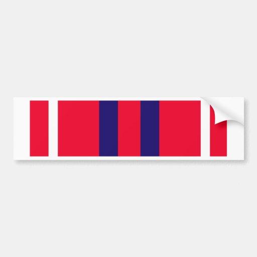 NCO Professional Development Ribbon Bumper Sticker