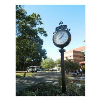 NCSSM, Bryan Clock Postcard