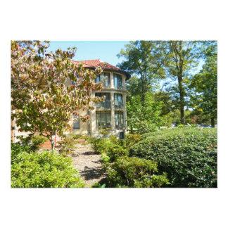 NCSSM Reynolds Dorm Durham North Carolina Invite
