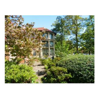 NCSSM, Reynolds Dorm, Durham, North Carolina Postcard