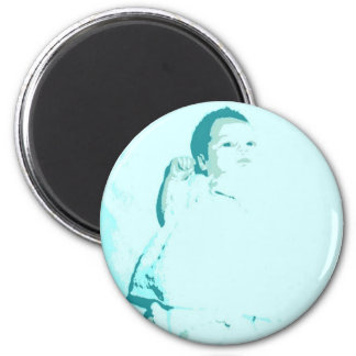 Ndw Baby Infant 6 Cm Round Magnet