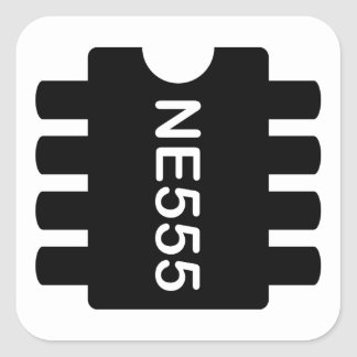 NE-555 SQUARE STICKER
