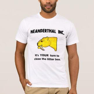 Neanderthal Kitty Tee