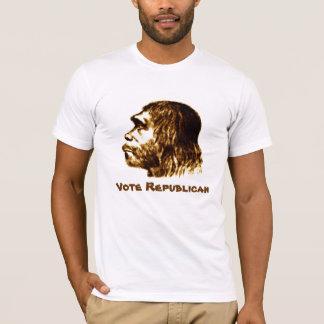Neanderthal 'Vote Republican' Shirt