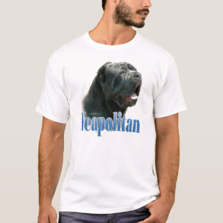 Neapolitan Mastiff Name T-Shirt