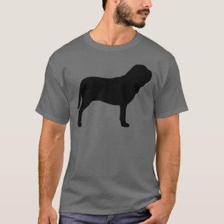 Neapolitan Mastiff Silhouette T-Shirt