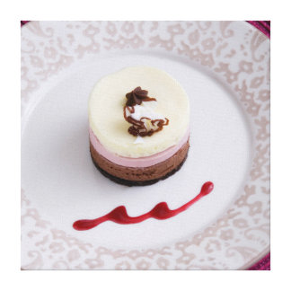Neapolitan mouse dessert 3 gallery wrapped canvas