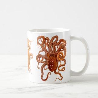 Neapolitan Octopus Mug
