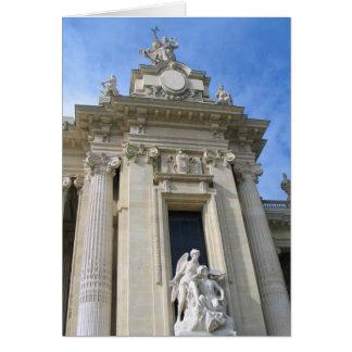 Near Grand Palais Paris Card
