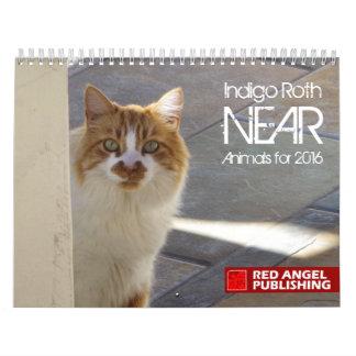 NEAR - Indigo Roth's Animal Calendar for 2016