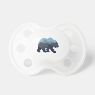 NEAR MOUNTAIN LAKES PACIFIERS