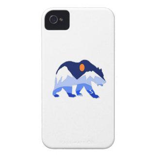 NEAR THE GLACIER iPhone 4 Case-Mate CASES