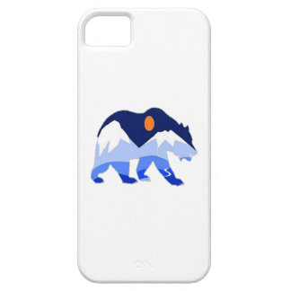 NEAR THE GLACIER iPhone 5 COVERS