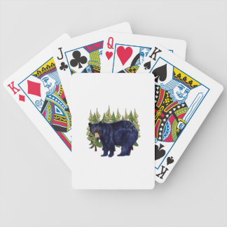 NEAR THE PINES BICYCLE PLAYING CARDS