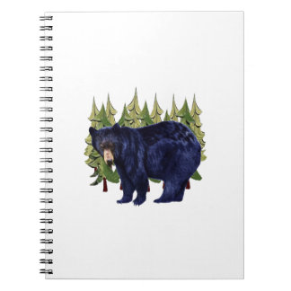 NEAR THE PINES NOTEBOOK