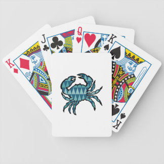 NEAR THE SHORE BICYCLE PLAYING CARDS