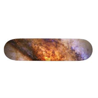 Nearby Galaxy Centaurus A 20.6 Cm Skateboard Deck