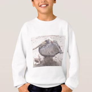 Neat Pelican with Shell Sweatshirt