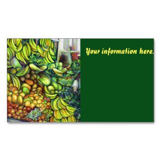 Neat, Sweet and in the Side Pocket, Mexico Magnetic Business Cards