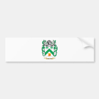 Neate Coat of Arms (Family Crest) Bumper Stickers