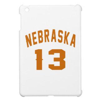 Nebraska 13 Birthday Designs Case For The iPad Mini