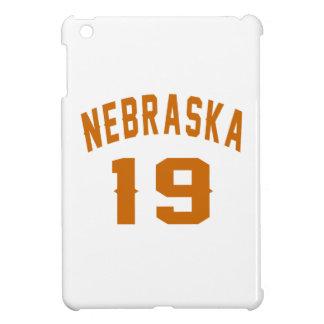Nebraska 19 Birthday Designs Case For The iPad Mini