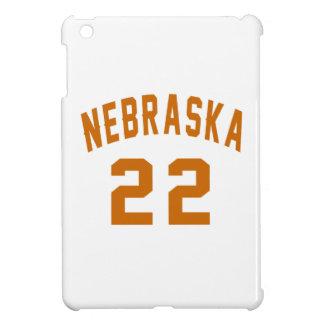 Nebraska 22 Birthday Designs Case For The iPad Mini