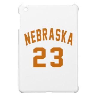 Nebraska 23 Birthday Designs Cover For The iPad Mini
