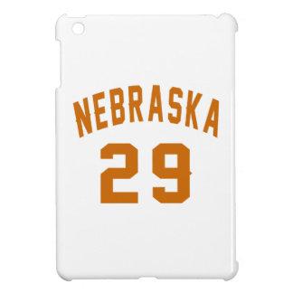 Nebraska 29 Birthday Designs iPad Mini Case